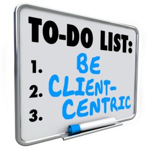 Client Centric Sales